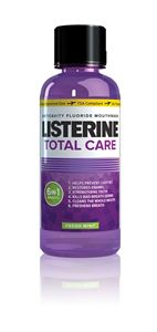 Picture of LISTERINE® Total Care Fresh Mint 3.2oz Patient Trial Size
